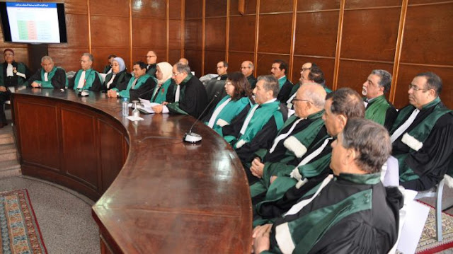 وأخيرا : سيستفيد القضاة من برنامج تدريبي في عام 2021
