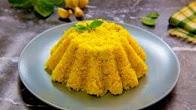 طريقة عمل الأرز الاصفر بنكهة الشيش طاووك