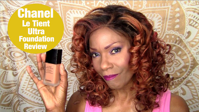 Chanel Le Tient Ultra Tenue Foundation