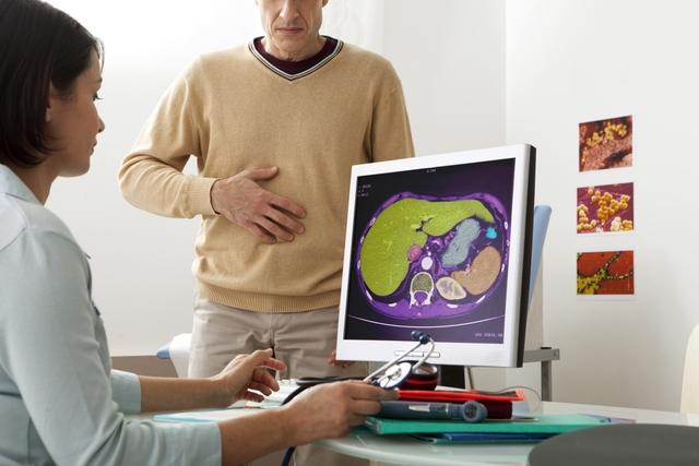 Sintomas de problemas no fígado - Dicas Online