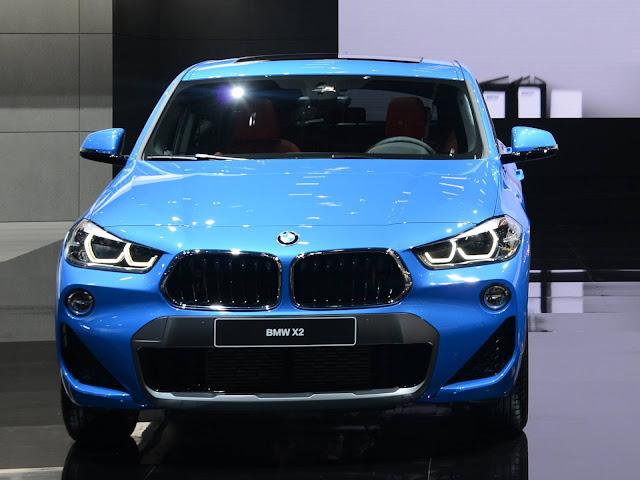 Novo BMW X2 2018