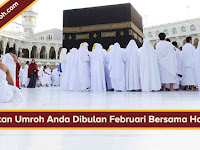 Program Umroh Reguler Februari 2019 - Hana Tour