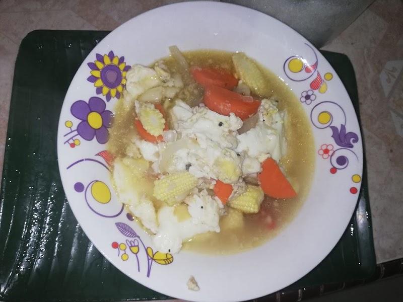 Sup Telur Hidangan Yang Ringkas  Dan Mudah Tetapi Membangkitkan Selera Anda
