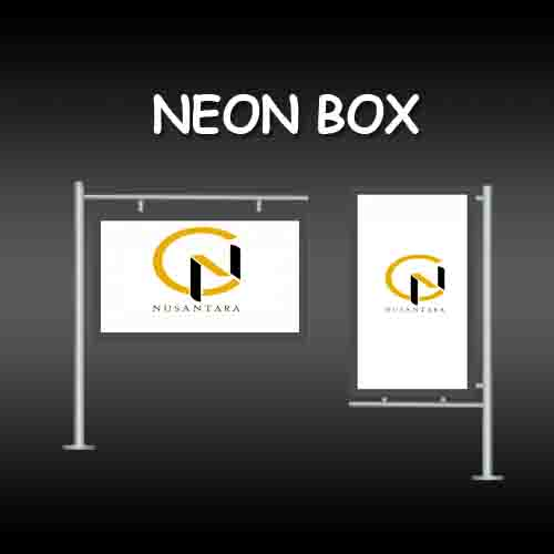 De Sain Neon Box: Jasa Pembuatan Neon Box