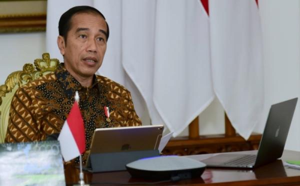 Jokowi Minta Penegakan Hukum Jangan Menimbulkan Ketakutan