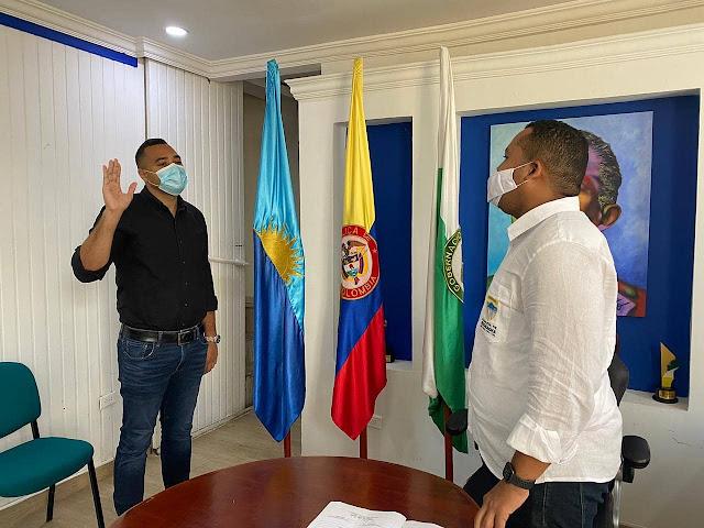 hoyennoticia.com, Jaider Curiel nuevo secretario de Turismo y Desarrollo de Riohacha
