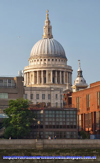 Cúpula de la catedral de St. Paul