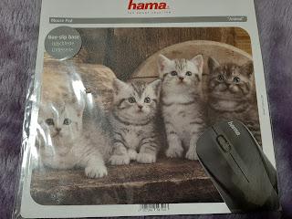 Hama mouse pad