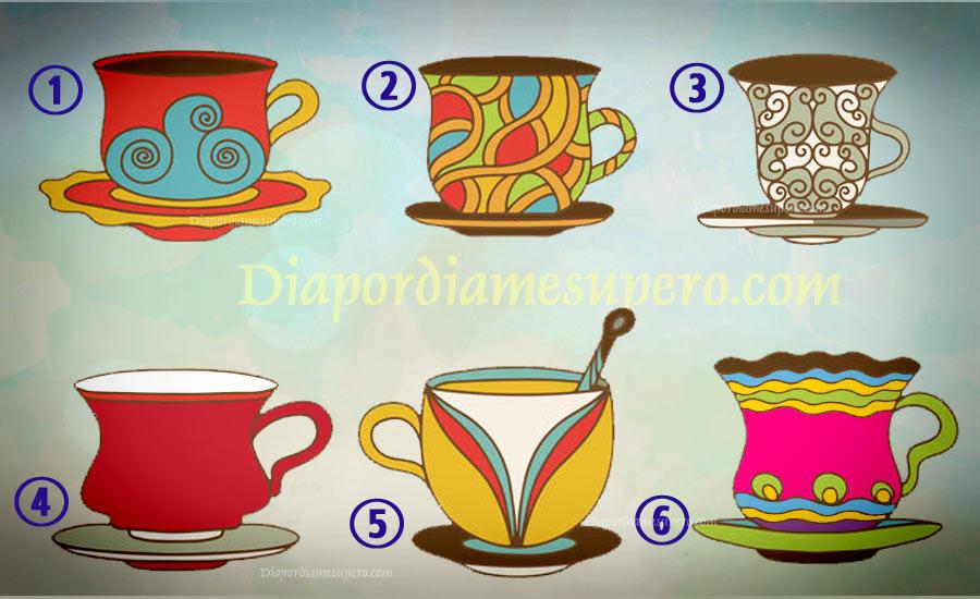 Test: ¿Cuál taza eliges? Tu elección revela aspectos sobre tu personalidad
