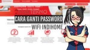 Cara Mengganti Password Wifi Indihome Zte Dan Huawei Lewat Hp 2020 Cara1001