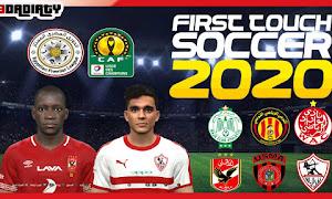 تحميل FTS 2020 الدوري المصري والدوريات العربية مهكرة من ميديا فاير للاندرويد