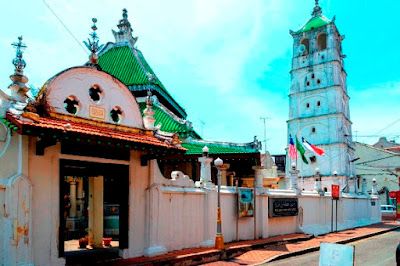 masjid kampung kling melaka