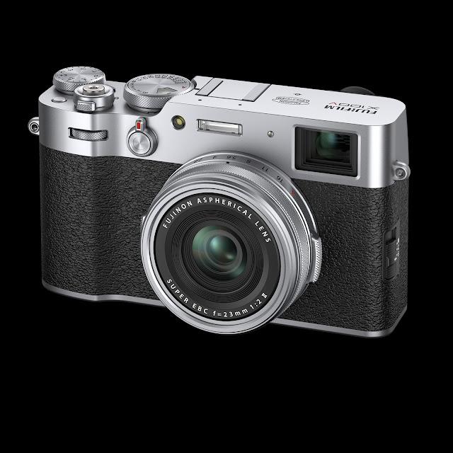 The new 23mm mark II Fujinon lens mounted