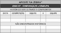 LOTECA 706 - HISTÓRICO JOGO 07