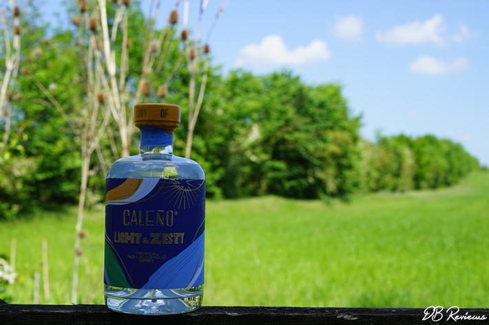 Caleño Light & Zesty Tropical Non-alcoholic Spirit