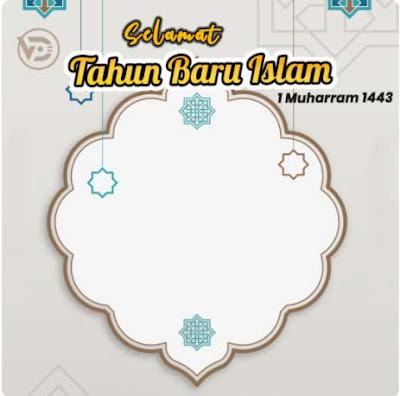 Twibbon Tahun Baru Islam 2021