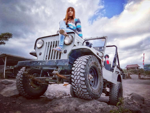 Wisata liburan di Volcano Tour Jeep Merapi, Yogyakarta