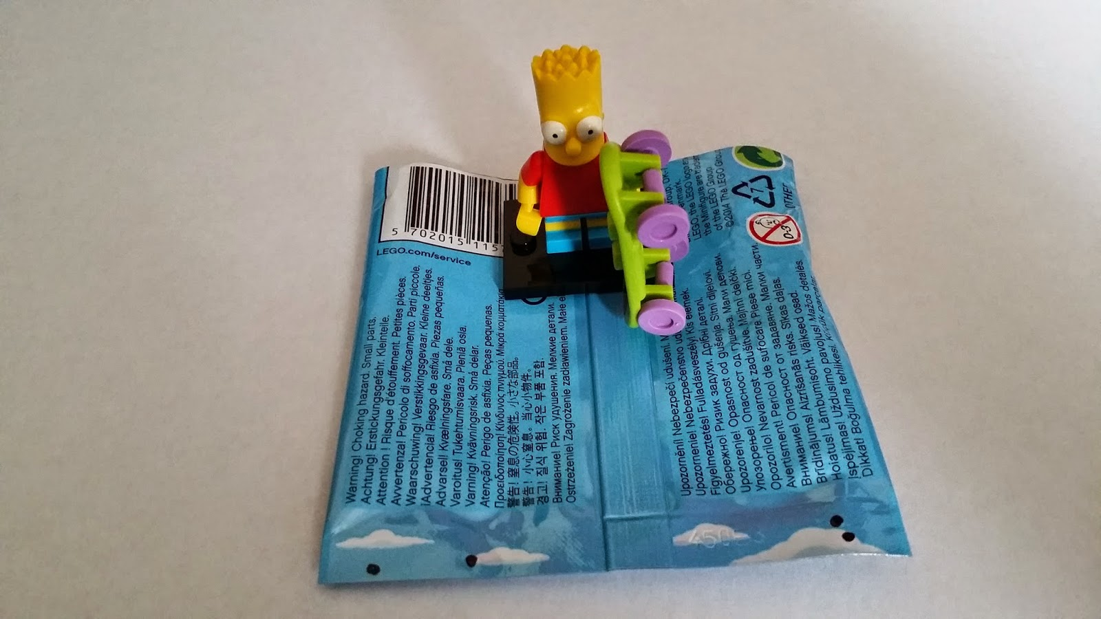 Random Encounters With The Unusual Hunting For The Lego Simpsons
