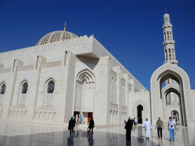 Gran Mezquita Sultán Qaboos Muscat