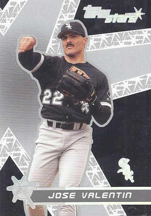 2001 Stars   Jose Valentin   I Guess Stars Is The U0027rare For Repacksu0027 Set In  This Particular Repack. 1987 Topps   Jack Howell 1988 Donruss   Al Newman