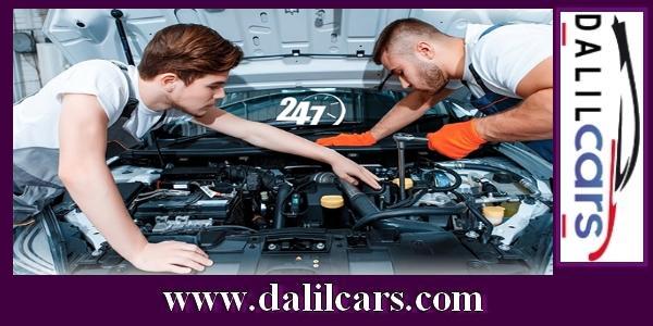 صيانة كافة أنواع السيارات