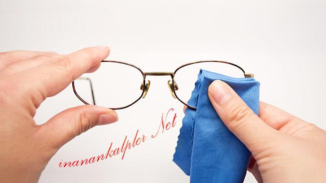 Gözlük Camı Nasıl Temizlenmelidir - www.inanankalpler.net