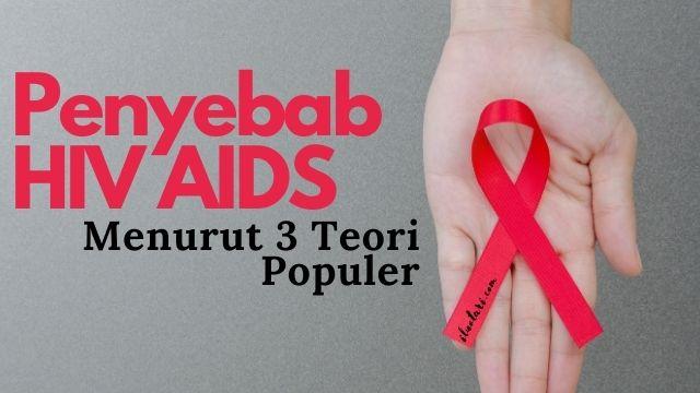 Penyebab HIV AIDS
