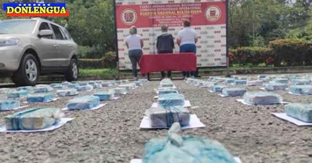 MES DE LA MUJER | Tres mujeres detenidas en Mérida con 120 kilos de drogas