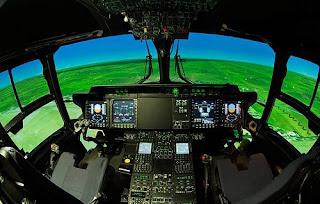 Simulator Penerbangan Helikopter NH90