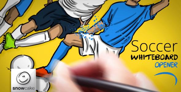 قالب افتر افكت مجاني - برومو ترويجي احترافي لبطولات كرة القدم للافتر افكت CS5 فأعلى