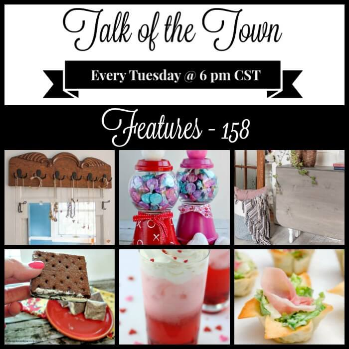 Talk Of The Town Party 158 Features