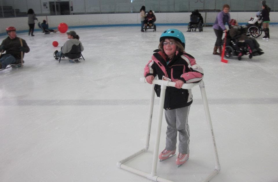 Everyone Outdoors Adaptive Ice Skating Techniques