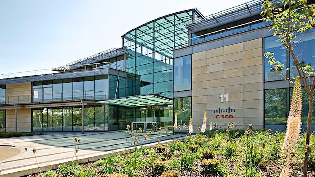 GEO CRIME: Cisco Sues Ex-Employees Over Alleged Trade Secrets Theft