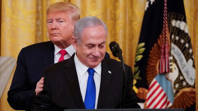 """Turquía considera que el 'acuerdo del siglo' de Trump es un """"plan de anexión"""" que tiene como objetivo """"robar tierras palestinas"""""""