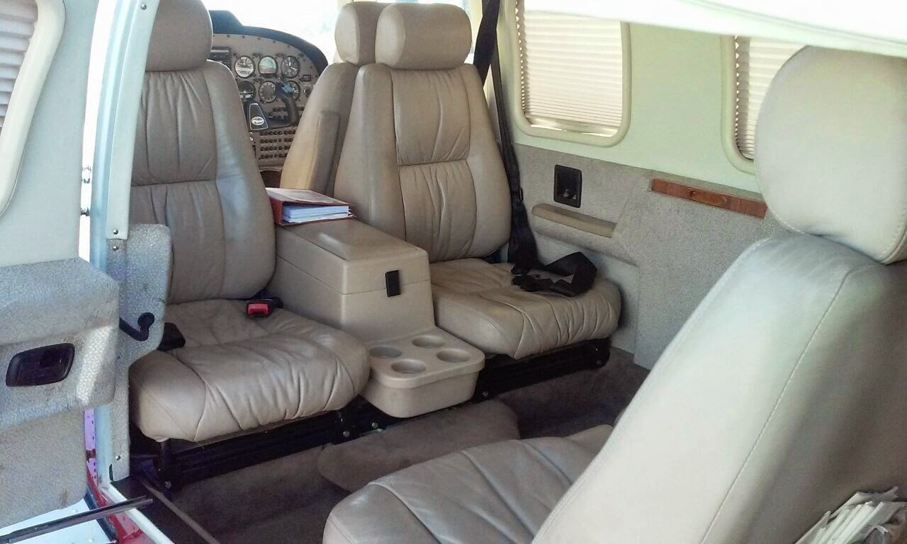 Ice 3 Interieur Ijet Aviation: New! 2002 Piper Seneca V For Sale