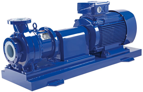 transfer pump system auxiliary equipment for mixer
