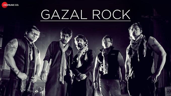 गजल रॉक Gazal Rock Lyrics in Hindi - Gaurav Burse