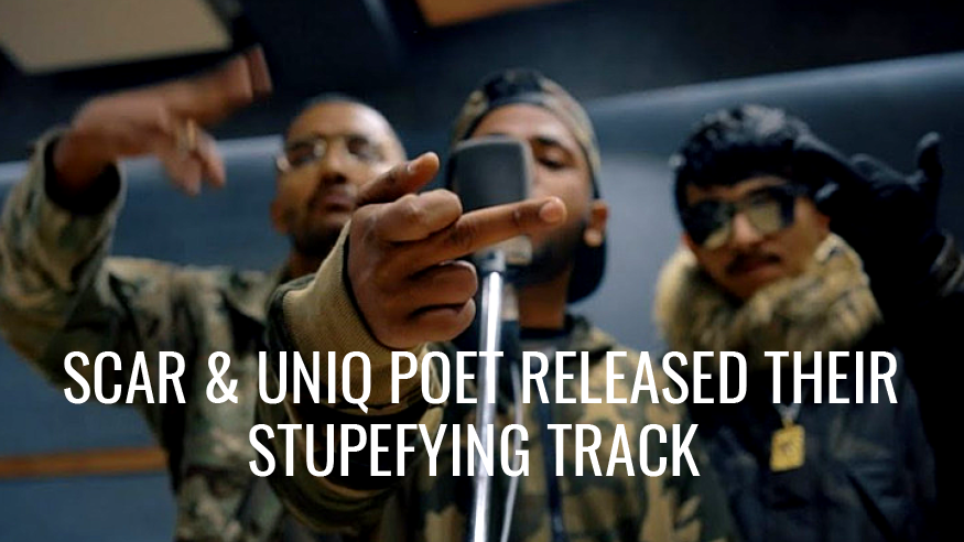 SACAR Ft. Uniq Poet Released  A New Album to Make Your 2019 Ecstatic