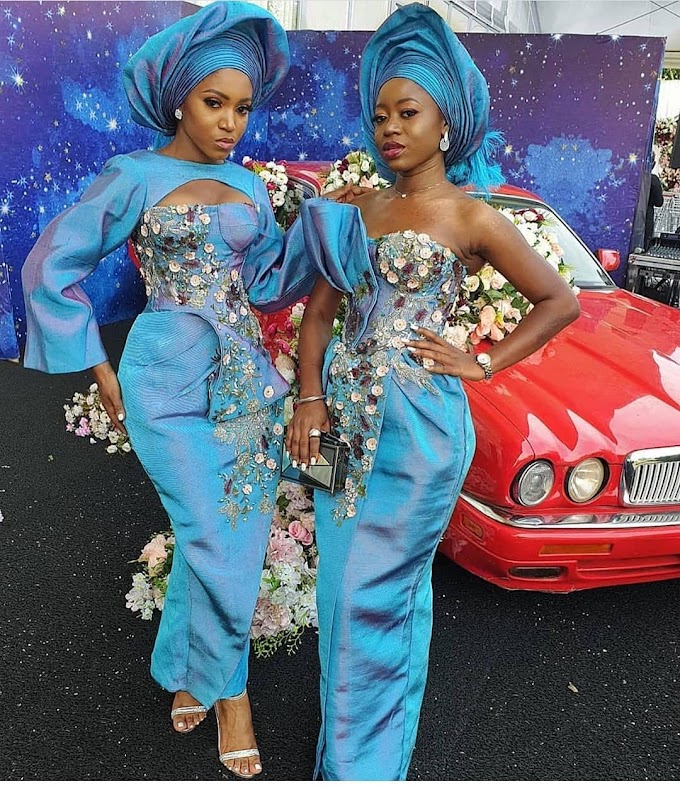 Latest Asoebi  Inspiration styles