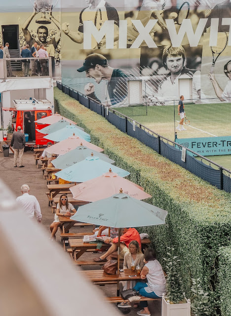 Keith Prowse Fever-Tree Championships 2019 Experience Review