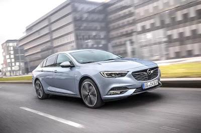 5 Αστέρια Euro NCAP για το νέο Opel Insignia
