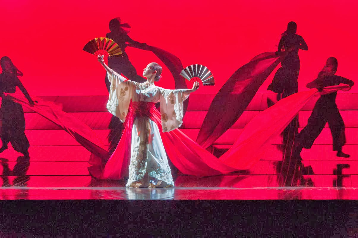 Madame Butterfly: Capriccio: Madama Butterfly At ENO