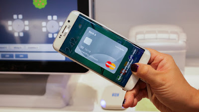 The lack of 'Samsung Pay' in Galaxy s6 and S6 Edge