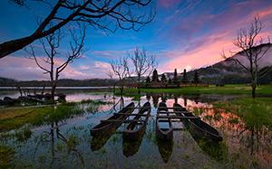 Danau Tamblingan, Keelokan alam dan Spiritual Yang Serasi