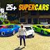 GTA V Cars Pack All-New 2021 / 25+ SuperCars GTA 5 Mod