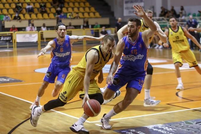 Νίκη πρόκριση για το Μαρούσι επί του Αμύντα στο Κύπελλο Ελλάδας Ανδρών-Το πρόγραμμα της συνέχειας