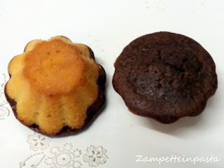 Muffin allo yogurt e Nesquik - Muffin allo yogurt e cacao