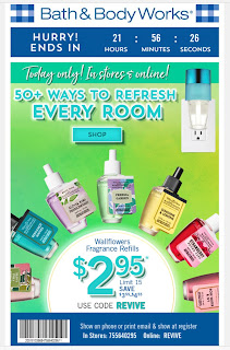 Bath & Body Works | Today's Email - February 5, 2020