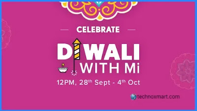 Diwali With Mi Sale By Xiaomi To Start From 16 October, VIP Subscribers Is Said To Get First Access