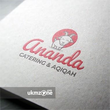 Desain Logo Untuk UKM Ananda Catering & Aqiqah
